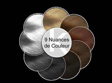 Poudre de Kératine Kmax: comment créer la couleur parfaite pour vous