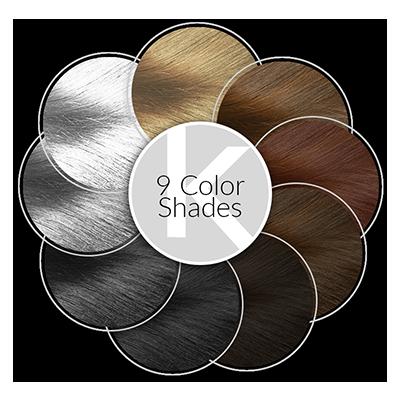 kmax tonalita colori